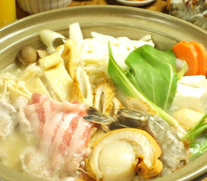相撲鍋套餐