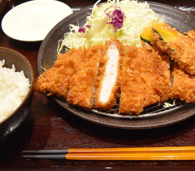 Tonkatsu Pork Cutlet Set